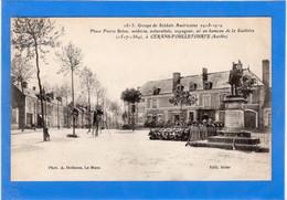72 SARTHE - FOULLETOURTE Groupe De Soldats Américains (voir Description) - Other Municipalities