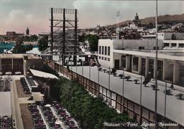 MESSINA-FIERA AGOSTO MESSINESE-CARTOLINA VERA FOTOGRAFIA VIAGGIATA IL 12-8-1954 - Messina