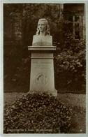 Weissenfels - Novalisdenkmal - Weissenfels