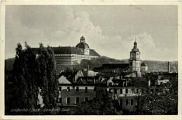 Weissenfels - Schloss - Weissenfels