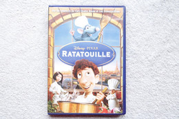 "DVD Disney Pixar ""Ratatouille"" - Animation"