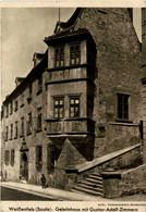 Weissenfels - Geleitshaus - Weissenfels