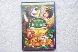 """DVD Disney """"Le Livre De La Jungle"""" - Animation"""