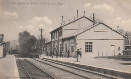 51 Gare Du Camp De Chalons, Mourmelon Le Petit, Train - Altri Comuni