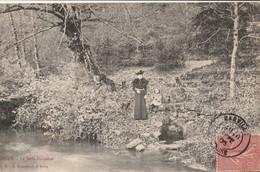 BRIEY  La Belle Fontaine - Briey