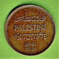 PALESTINE / UN  MIL / 1941 - Other - Asia