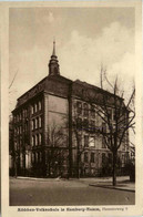 Hamburg - Hamm - Mädchen Volksschule - Mitte