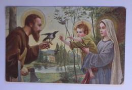 Weihnachten, Heilige, Jesus, Vogel,    1916 ♥  - Sin Clasificación