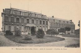 MARQUETTE Lez LILLE  Asile De Lommelet - Pavillon Du Sénat - Otros Municipios
