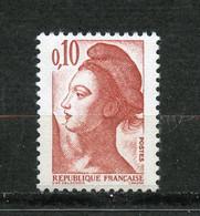 France, Yvert 2179b**, Spink/Maury 2184e**, Sans Phosphore, MNH - Varieteiten: 1980-89 Postfris