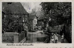 Paderborn An Den Paderquellen - Paderborn