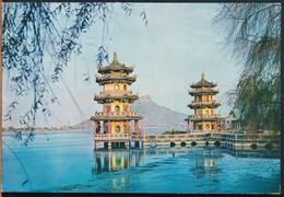 °°° 26223 - TAIWAN - TAIPEI - CHUNCHIUKOW AT TSUOYING - 1973 With Stamps °°° - Taiwan