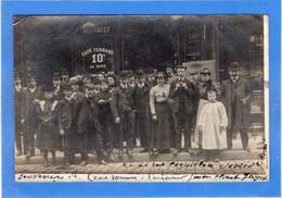 75 PARIS - 1er, Café Rue Coquillière - Distretto: 01