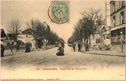 93 - VILLEMOMBLE - Boulevard De Villemomble - Villemomble