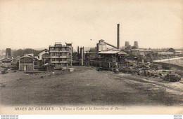 D81  CARMAUX  L'Usine à Coke Et La Distillerie De Benzol  ..... - Carmaux