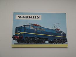 Nederlandse Spoorwegen NS: Serie 1200 - MÄRLIN-model 3015 - TREIN - TRAIN - Trains