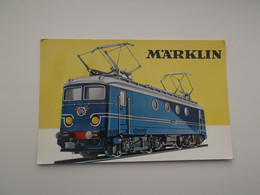 Nederlandse Spoorwegen - NS: Serie 1100 - MÄRLIN-model 3013 - TREIN - TRAIN - Trains