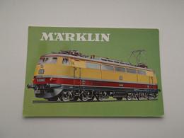 Duitse Spoorwegen - DB: Serie E 03 - MÄRLIN-model 3053 - TREIN - TRAIN - Trains