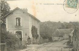 95 VALMONDOIS - La Gare De Naze - Valmondois