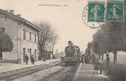 Dounoux (Vosges) - Gare - Non Classificati
