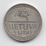 Lituanie : 1litas 2011 : Championnat Européen Basketball - Lithuania