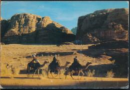 °°° 26232 - JORDAN - WADI RUM DISI - 1992 °°° - Jordan