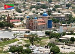 Eritrea Keren San Antonio Church New Postcard - Eritrea