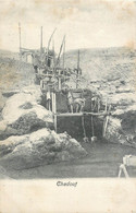 CPA Afrique Egypte Chadouf - Etat - Shadouf - Puits - Irrigation - Agriculture - Other