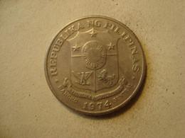 MONNAIE PHILIPPINES 1 PISO 1974 - Philippines