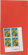 L8 N° 248 ORCHIDEE 0.39 LE 12/08/20004 NEUF ** - Voorafgestempeld