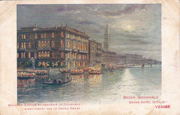 4811152Venise, Bauer Grünwald Grand Hotel. - Venezia (Venedig)