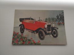 HOUTHALEN: Benjamin 1925 - AUTO - OLDTIMER - Turismo