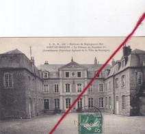 CP 62 -   PONT DE BRIQUES  - Le Château De  Napoléon 1er (actuellement Orphelinat Agricole De Boulogne) - Unclassified