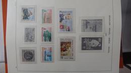 S25 Collection Du Brésil En Reliure SCHAUBECK En Timbres Et Blocs ** De 1970 à 1979 à Compléter.  A Saisir !!! - Collections (with Albums)