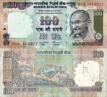 India / 100 Rupees / 1996 / P-91(b) / VF - India