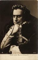 CPA AK Ferdinand Bonn Als Richard III THEATER STAR (642901) - Teatro