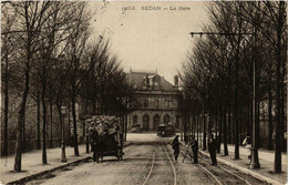 CPA AK SEDAN La Gare (646682) - Sedan
