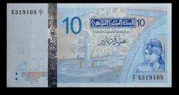 # # # Banknote Tunesien (Tunisia) 10 Dinars 2005 AU # # # - Tunisia