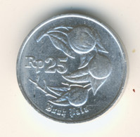 INDONESIA 1994: 25 Rupiah, KM 55 - Indonesia