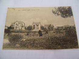 CPA - Carnac Plages (56) - Groupe De Villas -  1910 - SUP - (ER 6) - Carnac