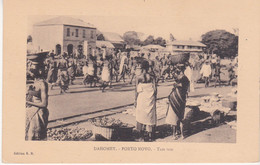 Dahomey Porto Novo Tam Tam Editeur E R - Dahomey