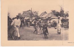 Dahomey Porto Novo Dans La Ville Indigène Editeur E R - Dahomey