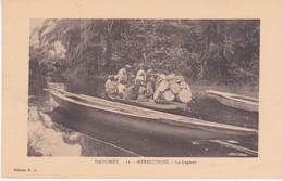 Dahomey Meridjonou La Lagune Editeur E R N°11 - Dahomey