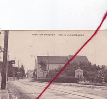 CP 62   -   PONT DE BRIQUES   - Route D'AUDISQUES - Unclassified
