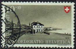 Schweiz 1947, MiNr 481, Gestempelt - Used Stamps
