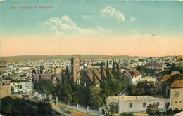 CPA Asie Liban Vue Générale De Beyrouth 1919 Eglise Américaine - Lebanon