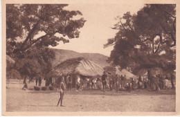 Dahomey Tanguieta Vue Du Marché éditeur Suzanne Toubon N°137 - Dahomey