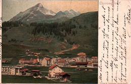 CPA - DAVOS - DORF - Edition G.Leisinger - GR Grisons