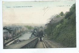 Namur Citadelle Côté De La Sambre ( Lagaert Couleur ) - Namur