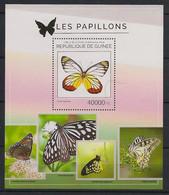Guinée - 2014 - Bloc Feuillet BF N°Yv. 1690 - Papillons / Butterflies - Neuf Luxe ** / MNH / Postfrisch - Mariposas